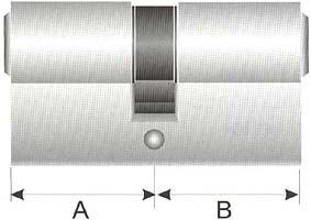 Doppelzylinder